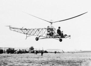 Primeiro helicóptero